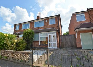 3 bed semi-detached house for sale in Bridevale Road, Leicester LE2