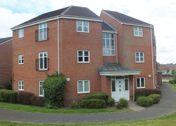 Thumbnail 2 bedroom flat for sale in Moorefields View, Norton, Stoke-On-Trent