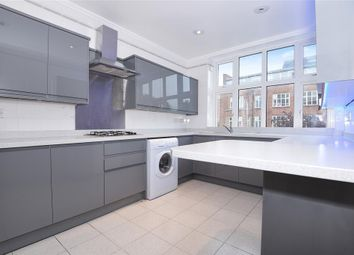 Thumbnail 4 bed flat to rent in Putney Hill, London