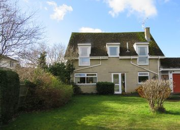 Thumbnail 4 bed detached house for sale in Queens Close, Sutton Benger, Chippenham