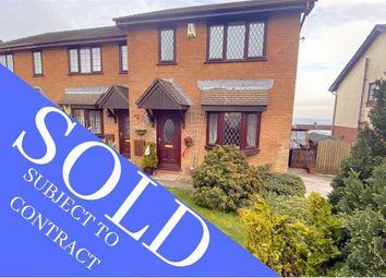 Thumbnail 3 bed end terrace house for sale in Uwch Y Mor, Pentre Halkyn, Flintshire