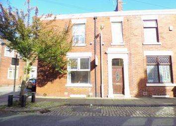 Thumbnail 3 bed end terrace house for sale in Osborne Street, Preston, Lancashire