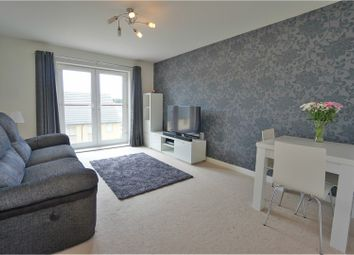 Thumbnail 2 bedroom flat for sale in Admiral Drive, Stevenage