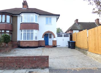 Thumbnail 3 bed semi-detached house to rent in Hertford Road, Enfield, Greater London