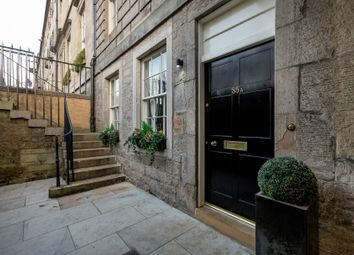 Thumbnail 2 bedroom flat for sale in Queen Street, Edinburgh