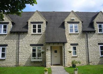Thumbnail 2 bed terraced house to rent in Acer Close, Bradwell Village, Burford