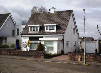 Thumbnail 3 bed detached house for sale in Spean Avenue, East Kilbride, Glasgow