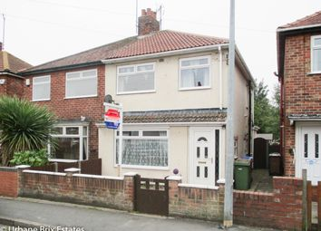 Thumbnail 3 bed semi-detached house for sale in St. Cuthbert Road, Bridlington