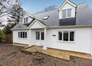 Thumbnail 3 bed detached house for sale in Hendregadredd, Pentrefelin, Criccieth, Gwynedd