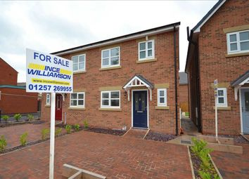 Thumbnail 3 bed semi-detached house for sale in Stump Lane, Chorley