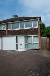 Thumbnail 3 bed semi-detached house to rent in Bellamy Farm Road, Shirley, Solihull