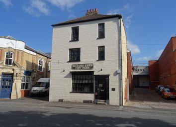 Thumbnail 2 bedroom flat to rent in Magdalene Street, Taunton