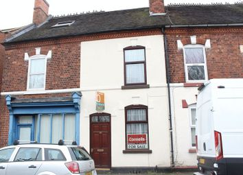 Thumbnail 2 bed terraced house for sale in Park Road, Bloxwich, Walsall