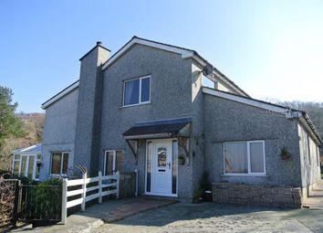 Thumbnail Detached house for sale in Braichmelyn, Bethesda, Gwynedd, North Wales