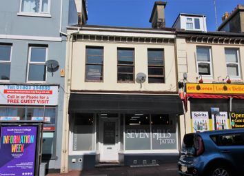 3 bed maisonette for sale in Lucius Street, Torquay TQ2