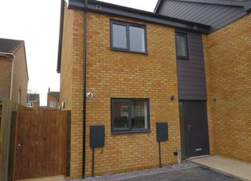 Thumbnail 4 bed end terrace house for sale in Colwyn Avenue, Peterborough