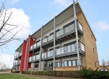 Thumbnail 2 bed flat to rent in Waterstone Way, Greenhithe