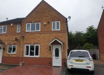 Thumbnail 3 bed property to rent in Camellia Gardens, Pendeford, Wolverhampton