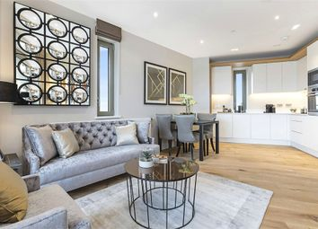 Thumbnail 2 bed flat to rent in New Pier Wharf, 1-3 Odessa Street, London