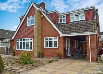 Thumbnail 4 bed detached house for sale in Norfolk Avenue, Burton-Upon-Stather, Scunthorpe