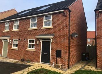 Thumbnail 2 bed semi-detached house to rent in Woodlands Park, Pickering