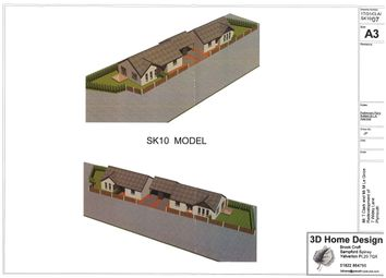 Thumbnail 2 bed detached bungalow for sale in Widey Lane, Plymouth