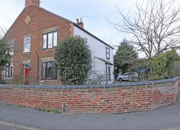 Thumbnail 3 bed semi-detached house for sale in Haconby Lane, Morton, Bourne