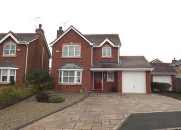Thumbnail 3 bed detached house to rent in Lark Close, Blackpool