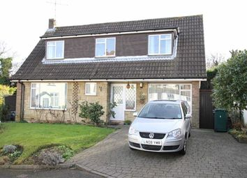 Thumbnail 3 bed detached house for sale in Mill Corner, Hadley Highstone, Herts