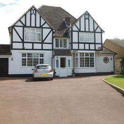 Thumbnail 4 bed detached house for sale in Burdon Lane, Cheam, Sutton