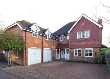 Thumbnail 5 bedroom detached house for sale in Waddling Lane, Wheathampstead, Hertfordshire