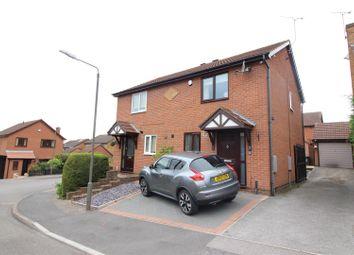 Thumbnail 2 bed semi-detached house for sale in Larch Drive, Sandiacre, Nottingham