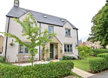 Thumbnail 5 bed detached house to rent in Beechcraft Road, Upper Rissington, Cheltenham