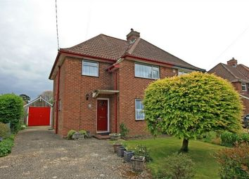Thumbnail 3 bed semi-detached house for sale in Filton Road, Lymington, Hampshire