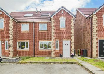 Thumbnail 3 bedroom town house for sale in Chelsea Close, Westhoughton, Bolton