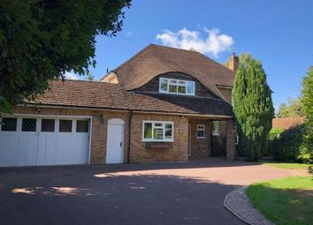 Thumbnail 4 bed detached house to rent in Frieth Road, Marlow