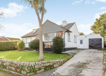 Thumbnail 3 bed bungalow for sale in Gwelanmor Close, St. Ives