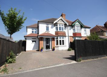 Thumbnail 4 bed semi-detached house for sale in St. Marks Crescent, Maidenhead