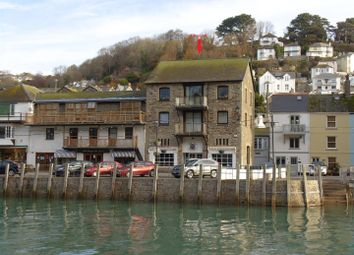 Thumbnail 2 bed flat for sale in The Old Granary, The Quay, Looe