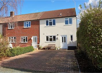 Thumbnail 2 bed end terrace house for sale in Willow Way, Hassocks