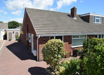 Thumbnail 2 bed semi-detached bungalow for sale in Hawkshead Gardens, Barrow-In-Furness, Cumbria