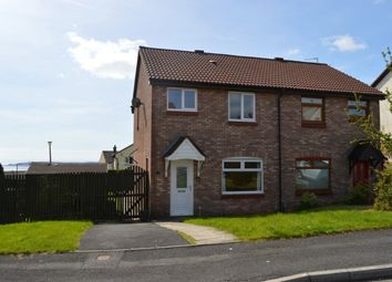 Thumbnail 3 bed semi-detached house to rent in Huntingdon Way, Tycoch, Swansea