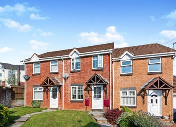 Thumbnail 2 bed terraced house for sale in Pant Gwyn Close, Henllys, Cwmbran