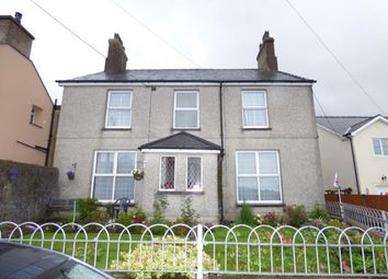 Thumbnail 6 bed detached house for sale in Deiniol Road, Deiniolen, Caernarfon, Gwynedd