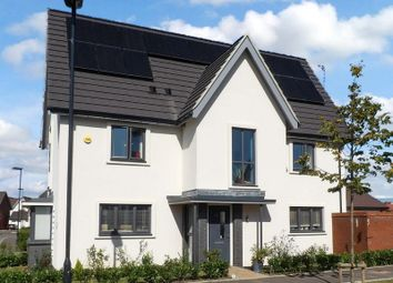 Thumbnail 4 bed semi-detached house to rent in John Ruskin Road, Swindon, Wiltshire