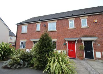 Thumbnail 3 bed terraced house for sale in Hampshire Avenue, Buckshaw Village, Chorley