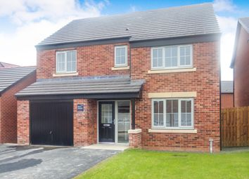 Thumbnail 4 bed detached house for sale in Benlaw Grove, Felton, Morpeth