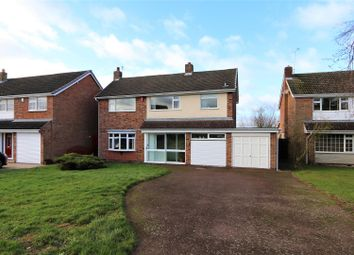 Thumbnail 3 bed detached house for sale in Woodside, Ashby-De-La-Zouch