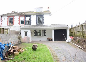 Thumbnail 2 bed semi-detached house for sale in St Dials Road, Cwmbran