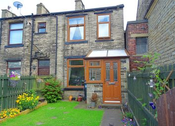 Thumbnail 2 bed terraced house for sale in Garden Field, Wyke, Bradford, West Yorkshire